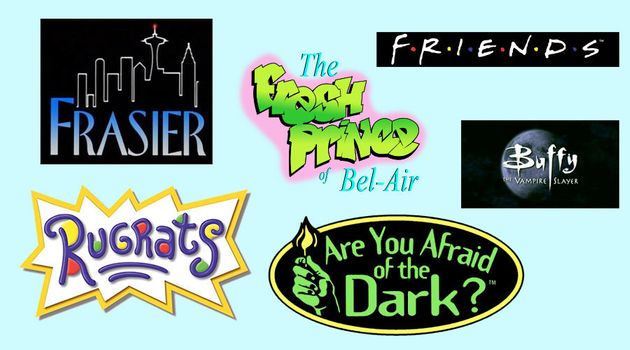 You Can Now Download And Use The Fonts Of Your Favorite \'90s.