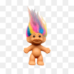 Troll Doll PNG and Troll Doll Transparent Clipart Free Download..