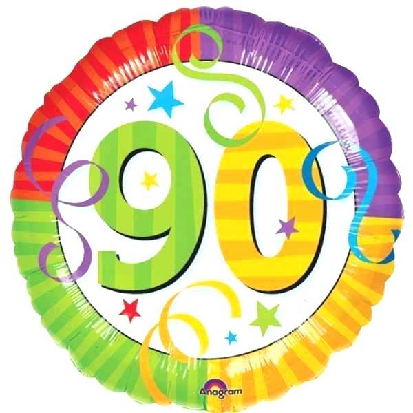 90th birthday clipart free » Clipart Station.