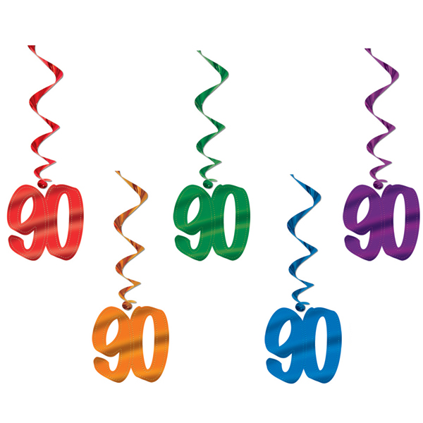90th Birthday Clip Art Free.