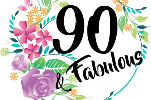 90th birthday clipart 3 » Clipart Station.