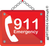 911 Clip Art.