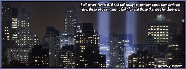 9/11 facebook picture.