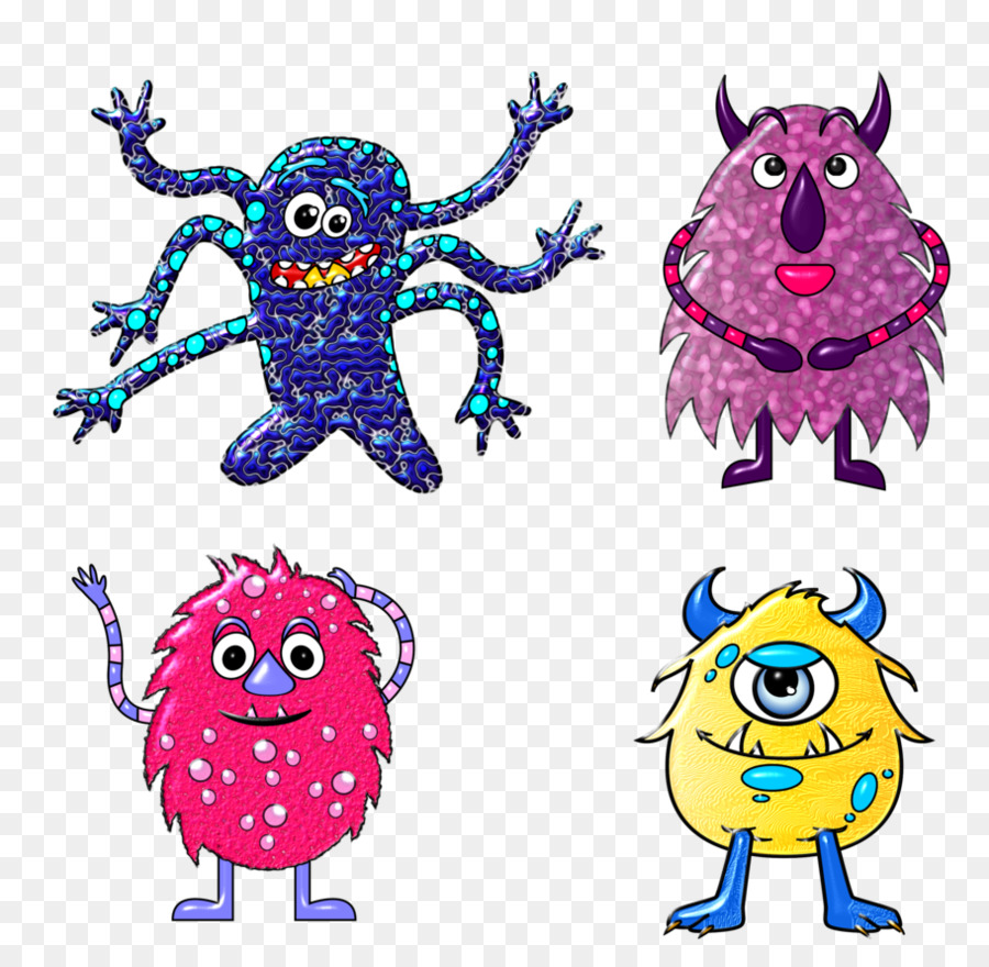 Illustration Design Monster Image Clip art.