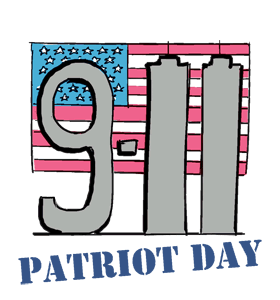 911 clipart patriot day, 911 patriot day Transparent FREE.