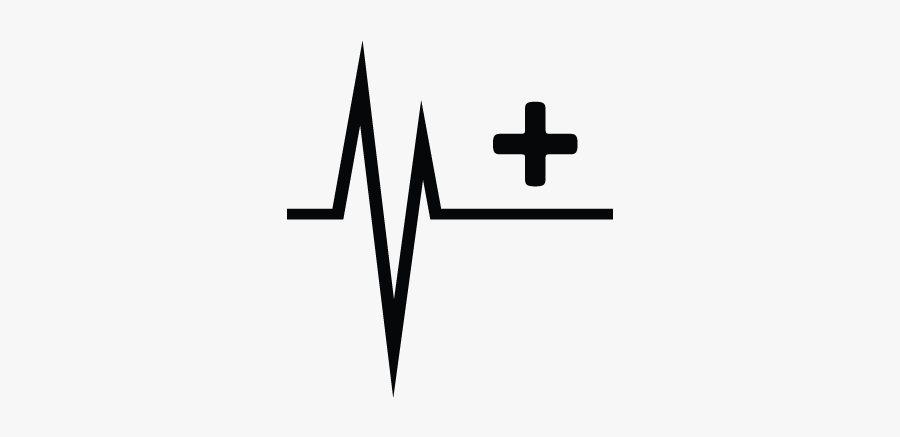 Line Clipart Heartbeat.
