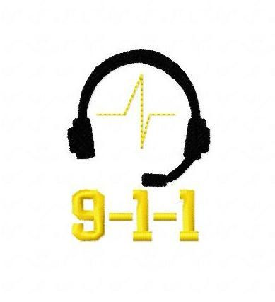 911 clipart headset, 911 headset Transparent FREE for.