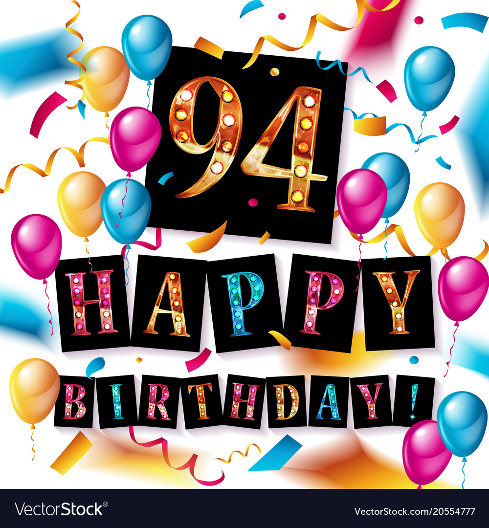 94th birthday clipart clipart images gallery for free.