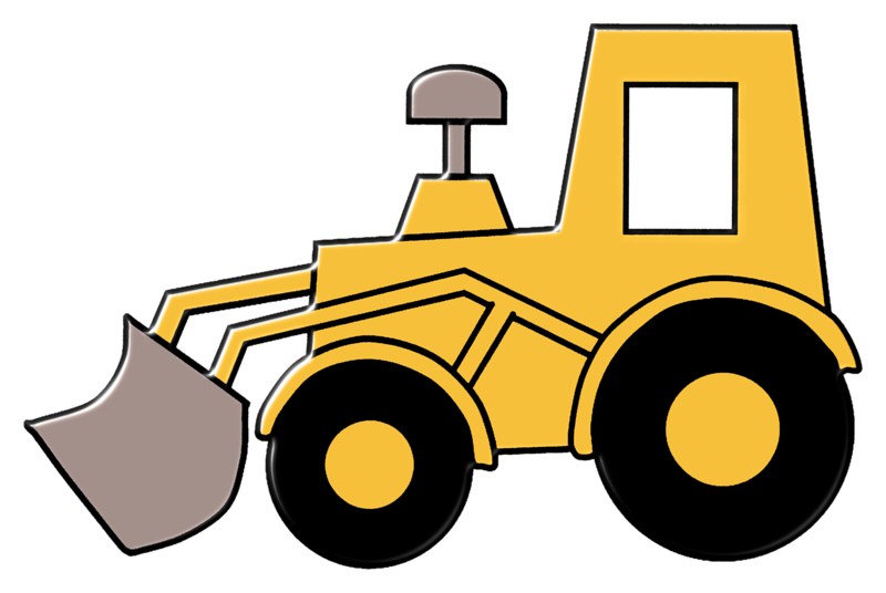 Front loader clip art clipart images gallery for free.