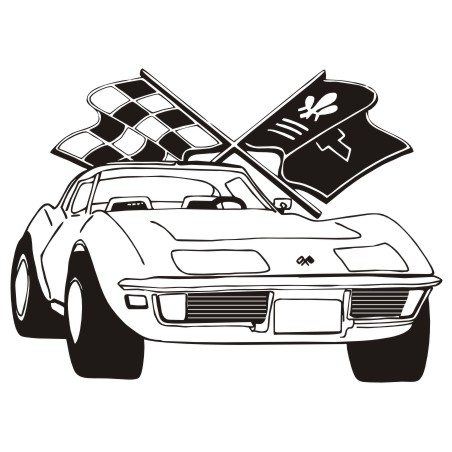 1967 corvette clipart clipart images gallery for free.