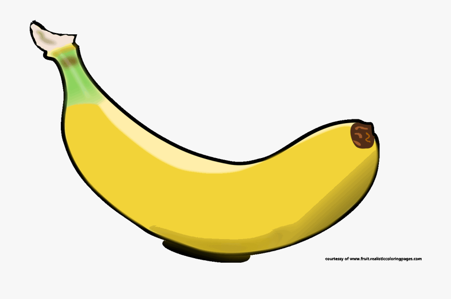 Banana Clipart Yellow Thing , Transparent Cartoon, Free.