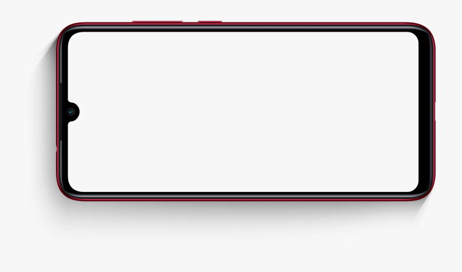 Redmi Note 7 Frame Png , Free Transparent Clipart.