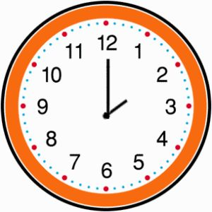 Time Clipart Gif.