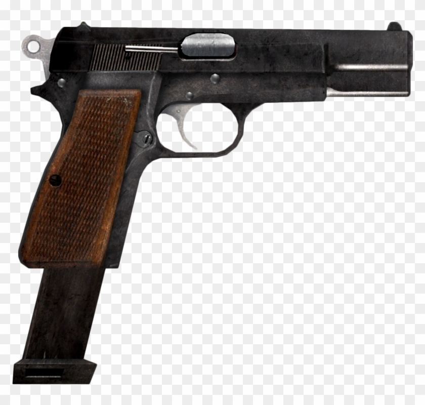 9mm Pistol Png, Transparent Png (#174680).