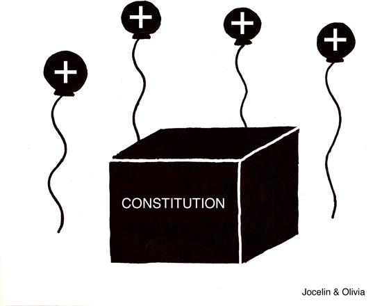 Bill of Rights: The Ninth Amendment.