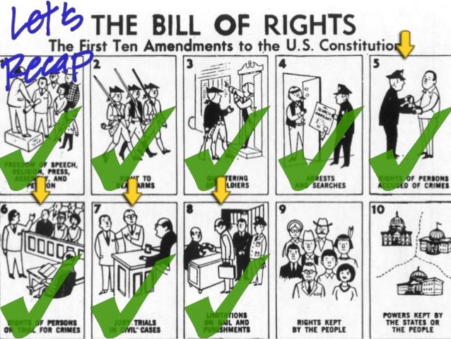 14 the 9th and 10th amendments real.