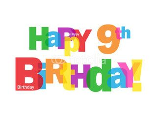 Free 9th Birthday Cliparts, Download Free Clip Art, Free Clip Art on.