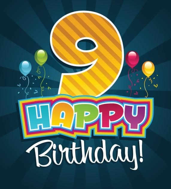 Free 9th Birthday Cliparts, Download Free Clip Art, Free.