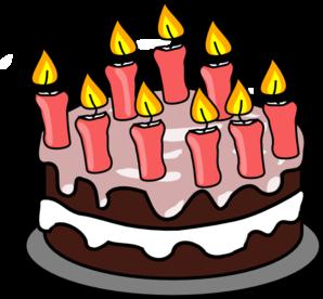 9th Birthday Cake Clip Art cakepins.com in 2019.