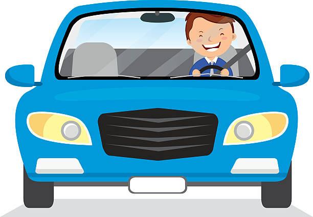 Drive a car clipart clipart images gallery for free download.