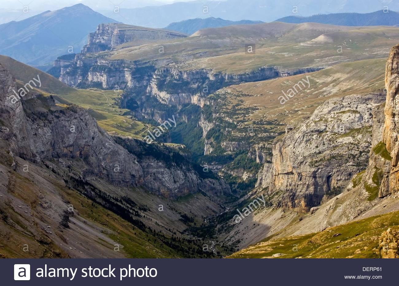 Añisclo Canyon.