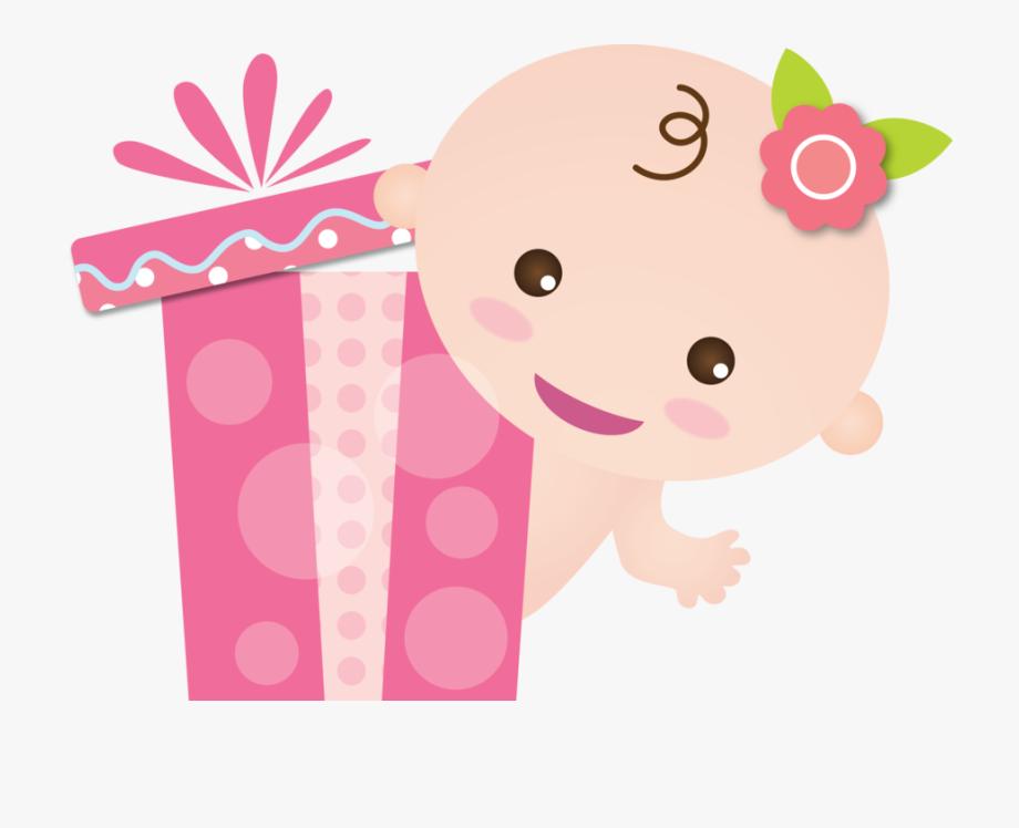 Baby Girl Clip Art.