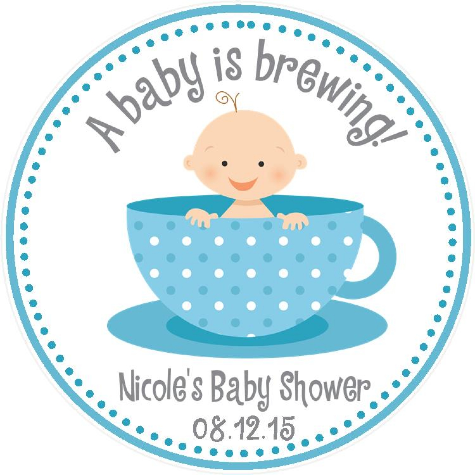 Baby Shower Favors.