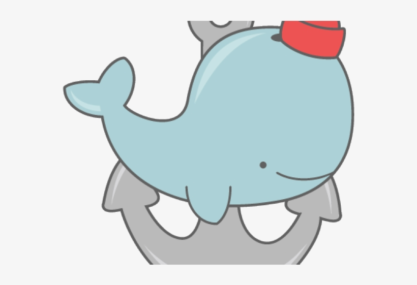 Cartoon Whale Png.