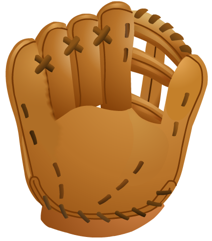 Free Softball and Baseball Clip Art.