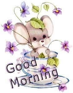 Beautiful Morning Clipart.