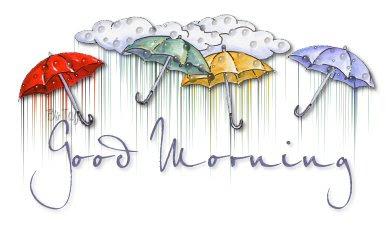 Beautiful Morning Clip Art.