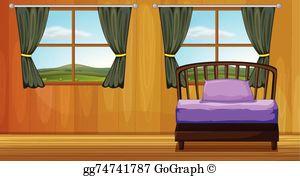 Bedroom Clip Art.
