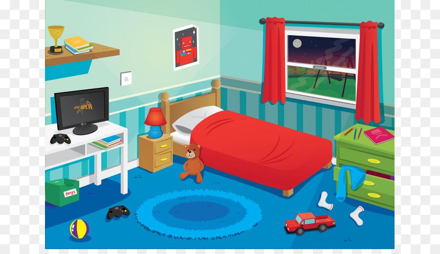 Bed Cartoon png download.