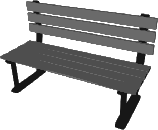 Park Bench Clip Art at Clker.com.