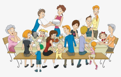Free Family Picture Clip Art with No Background.