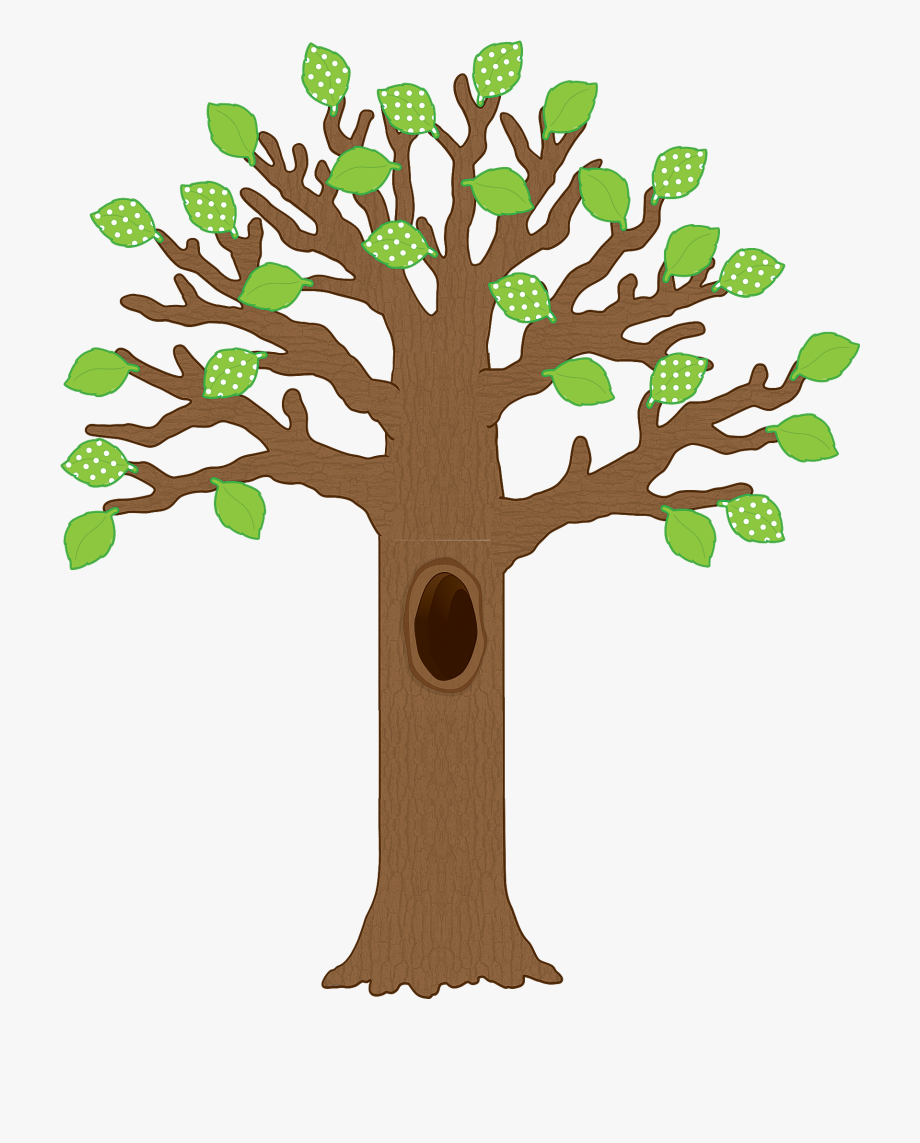 Big Tree Clipart.