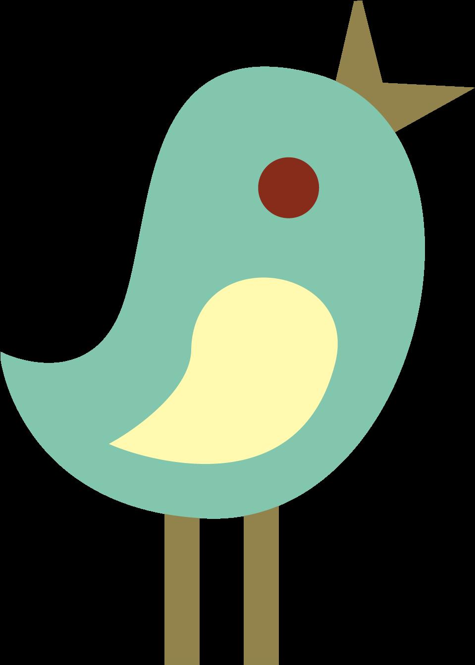 HD Cute Bird Clipart.