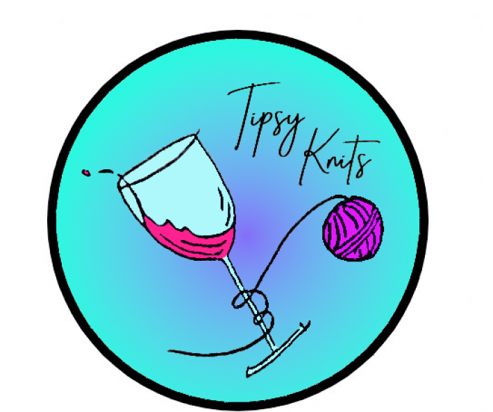 Tipsy Knits Podcast.