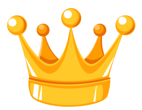 Princess crown clipart free images at vector ClipartAndScrap.