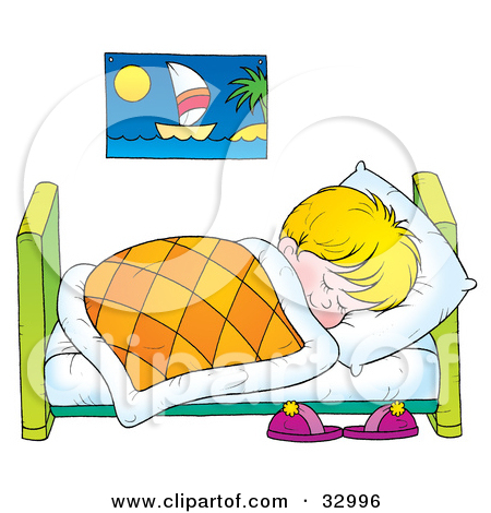 A blond woman is late clipart.