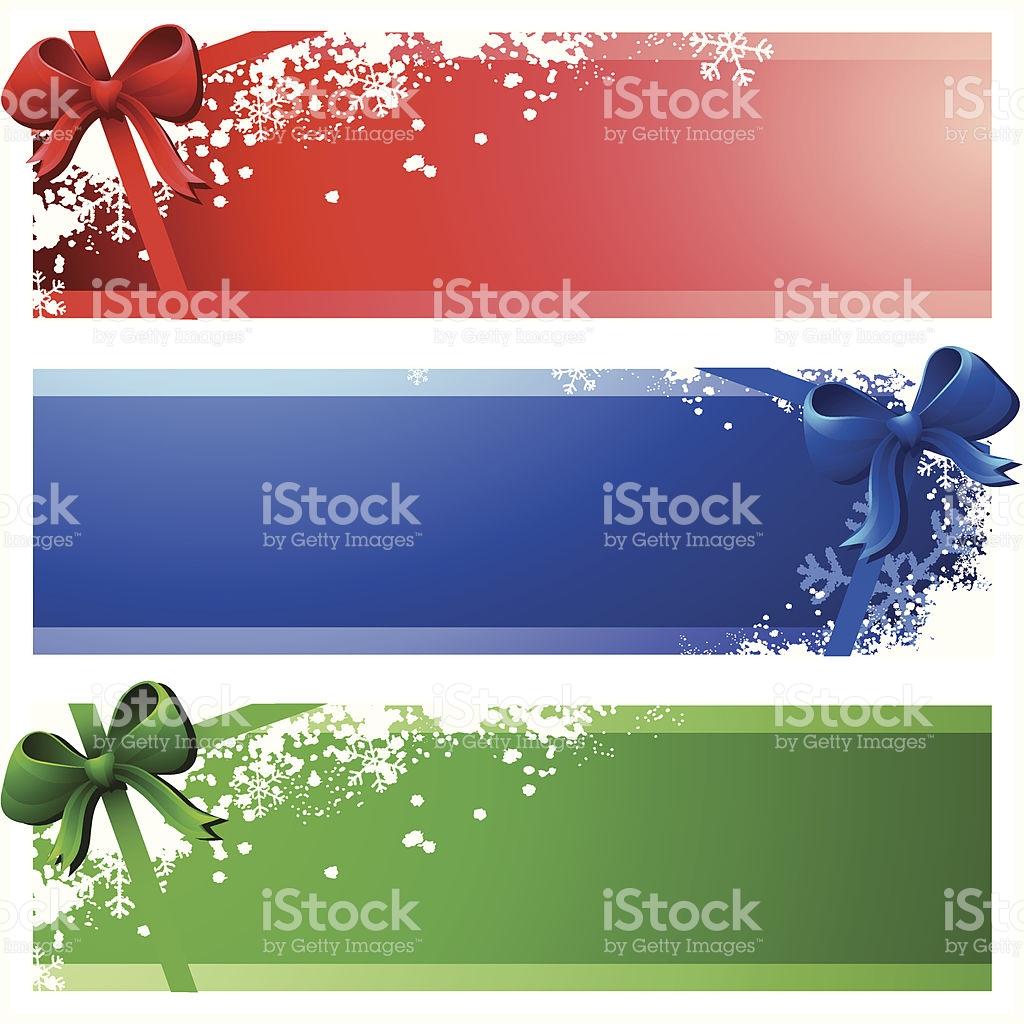 Christmas Tri Panels stock vector art 165082944.