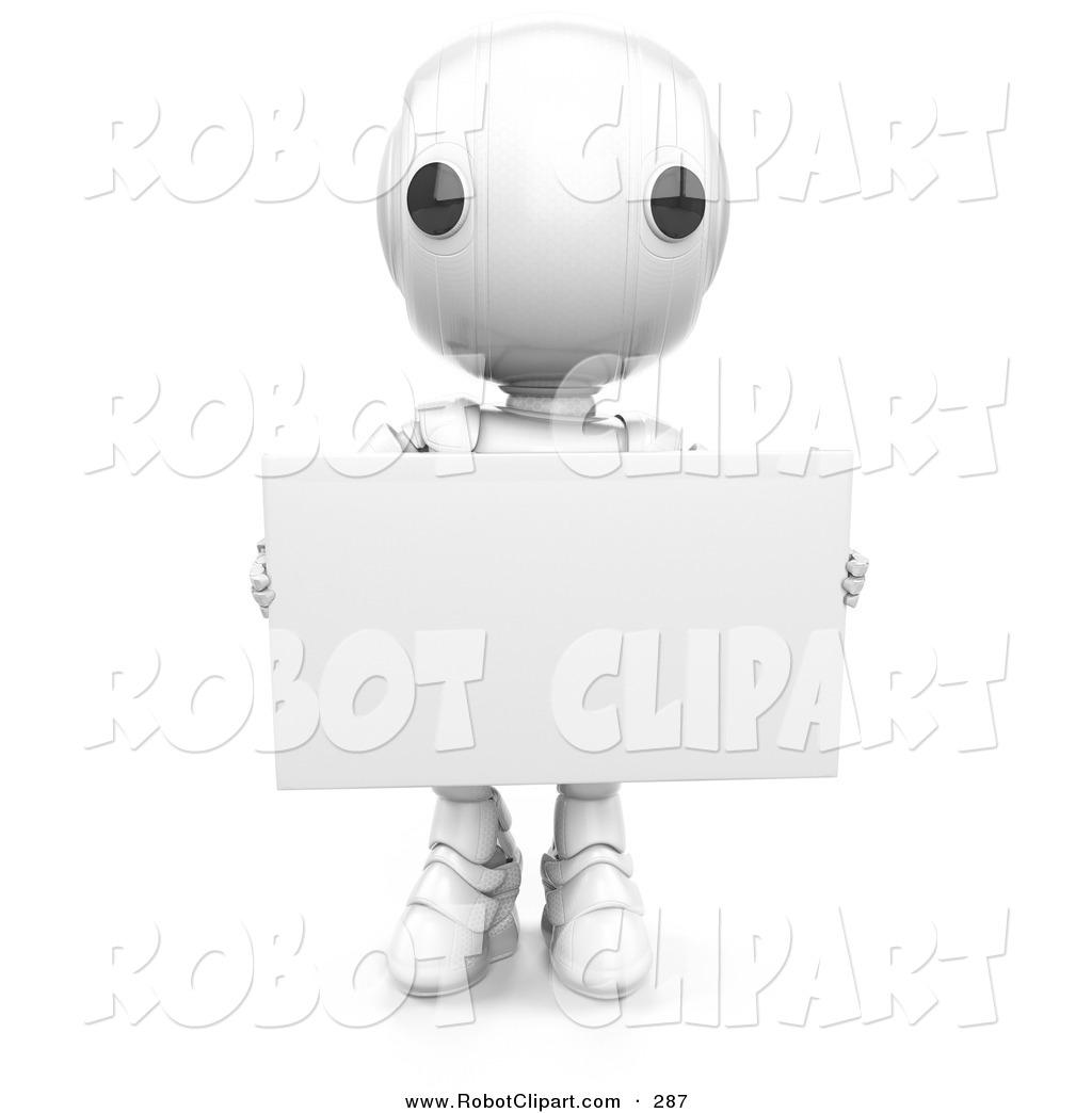 White Robot.