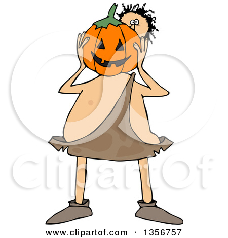 Clipart of a Hairy Caveman Surfer Holding a Thumb up and Standing.