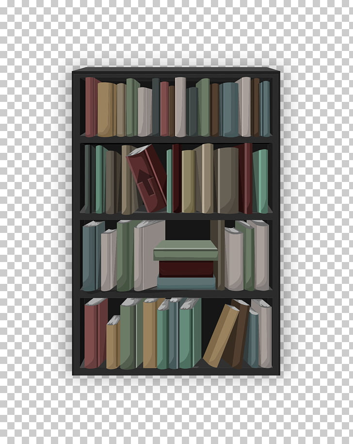Table Bookcase Shelf , shelf PNG clipart.