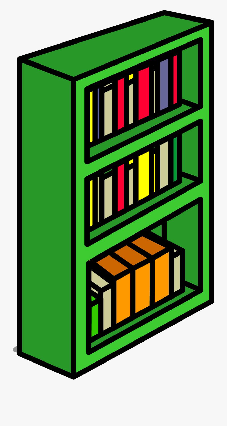 Green Bookcase Sprite.