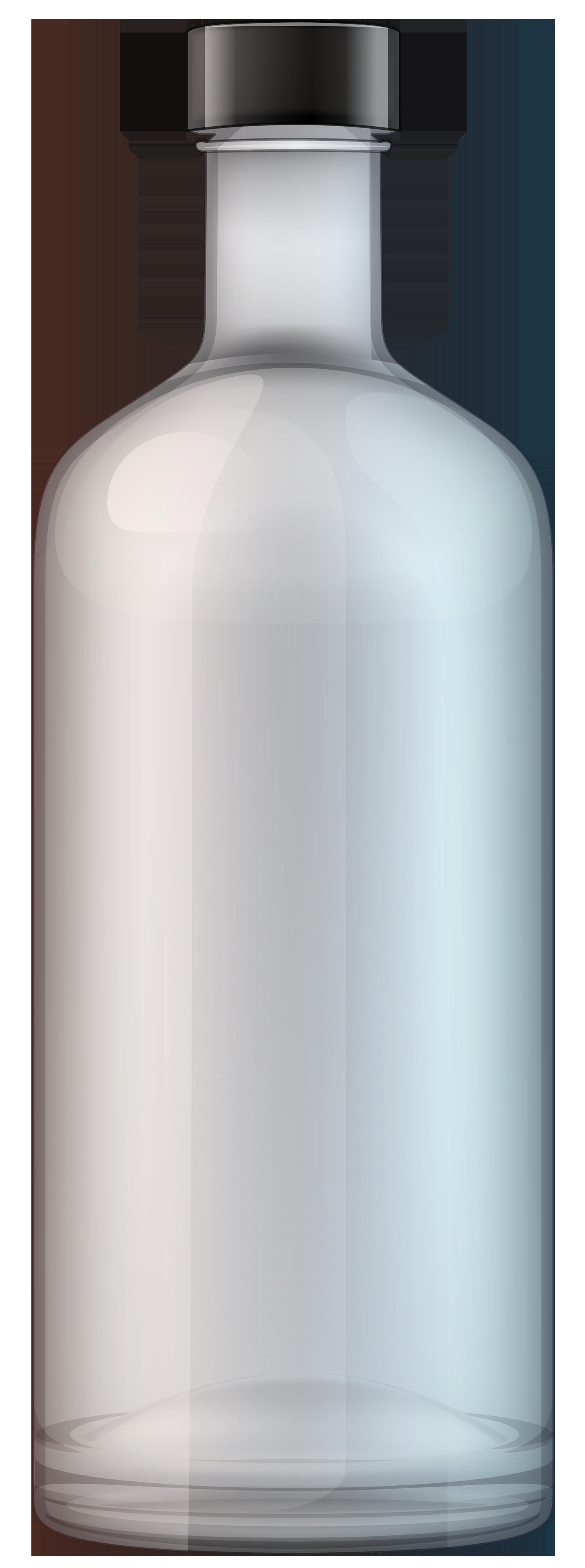 Vodka Bottle PNG Clipart.