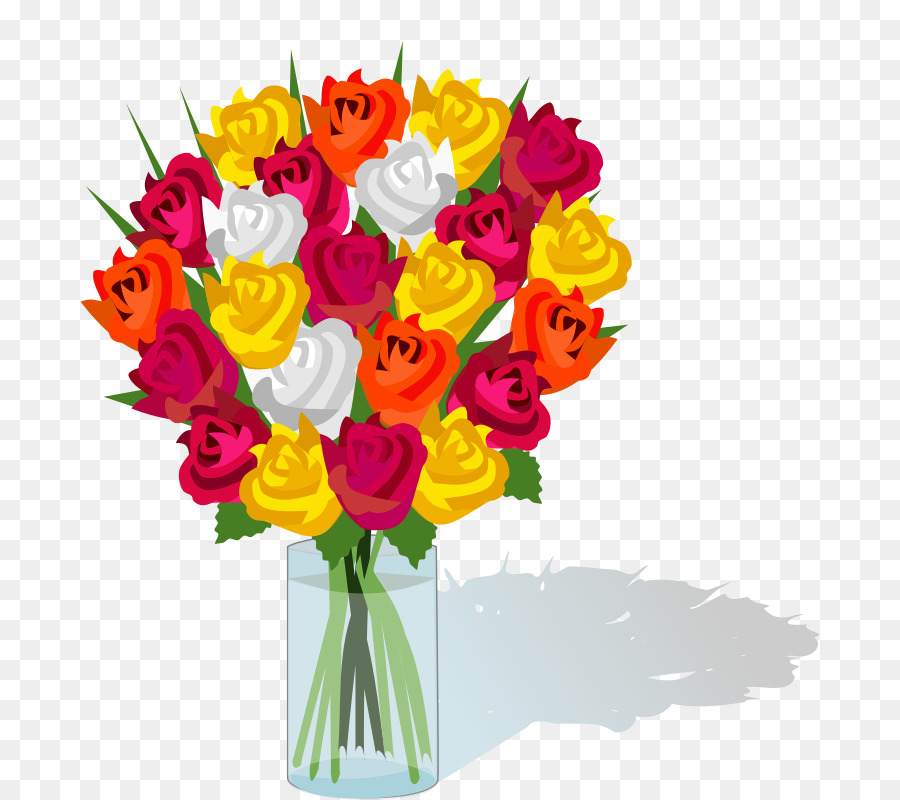 Flower Bouquet Clipart Png.
