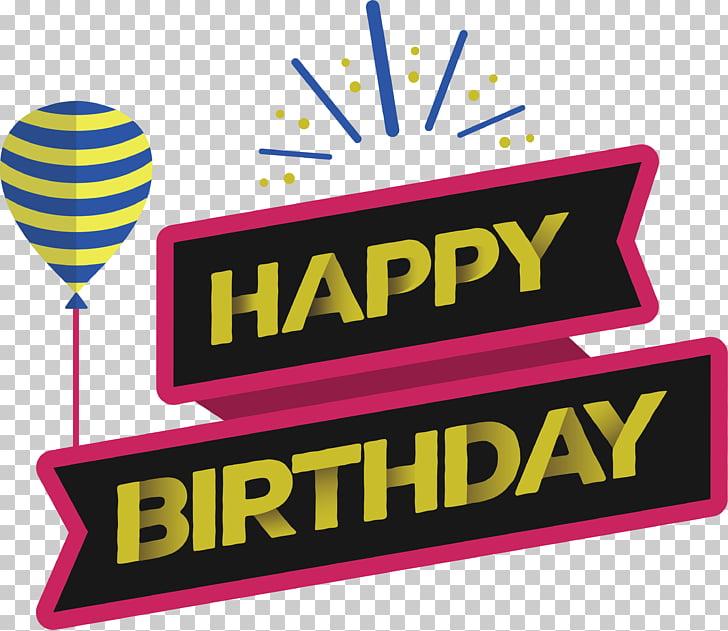 Happy Birthday to You Ribbon Wish, Ribbon birthday title box.