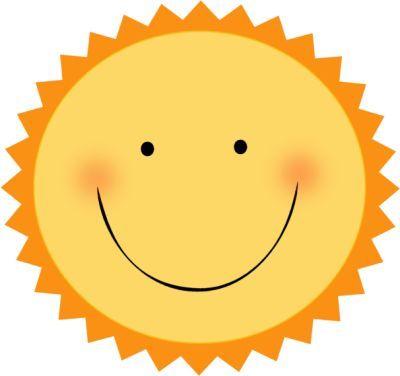 Smiling Hot Sun.