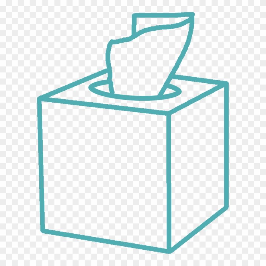 Tissue Box Clipart (#365213).